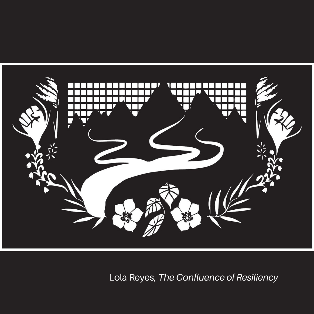 The Confluence of Resiliency by Lola Reyes