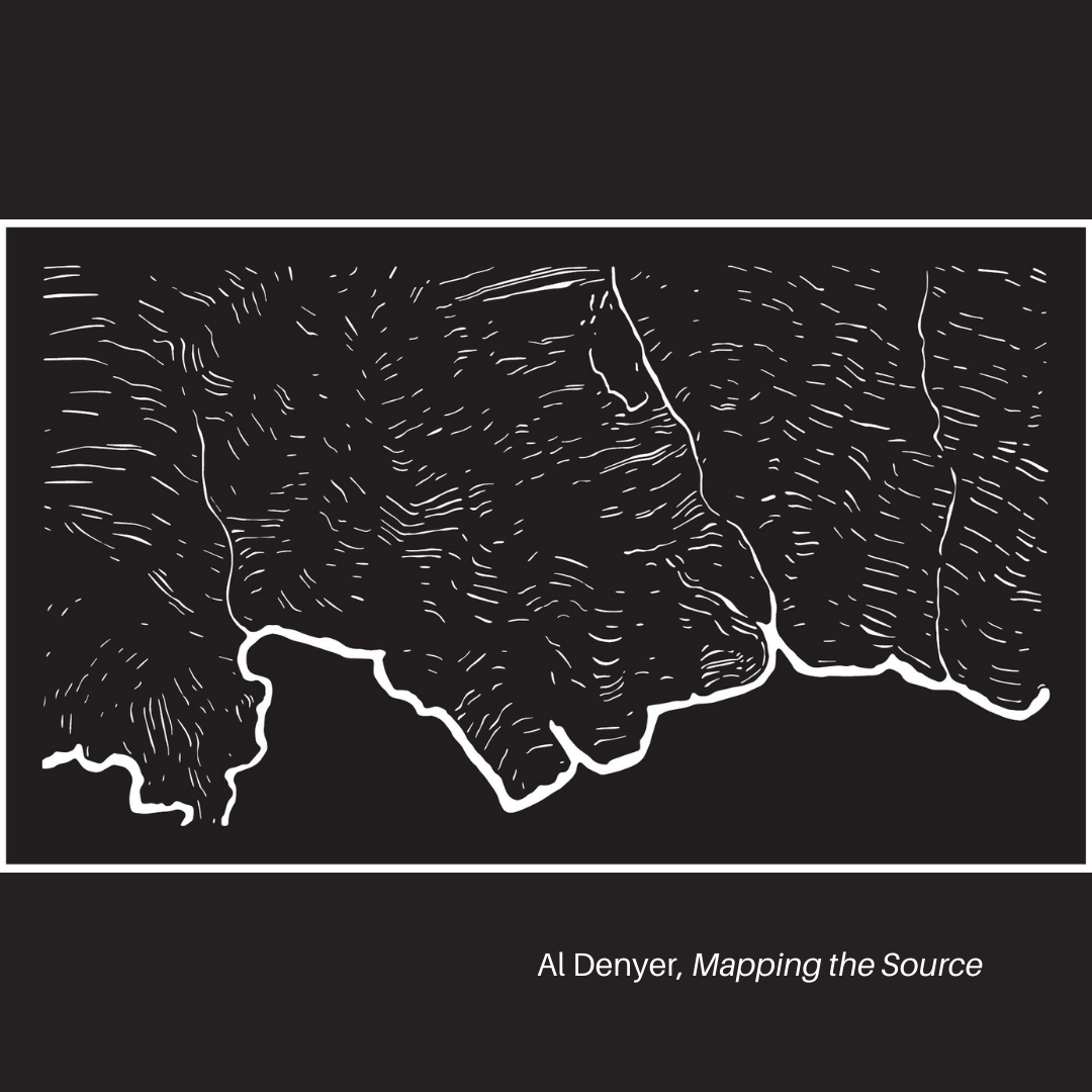 Mapping the Source by Al Denyer