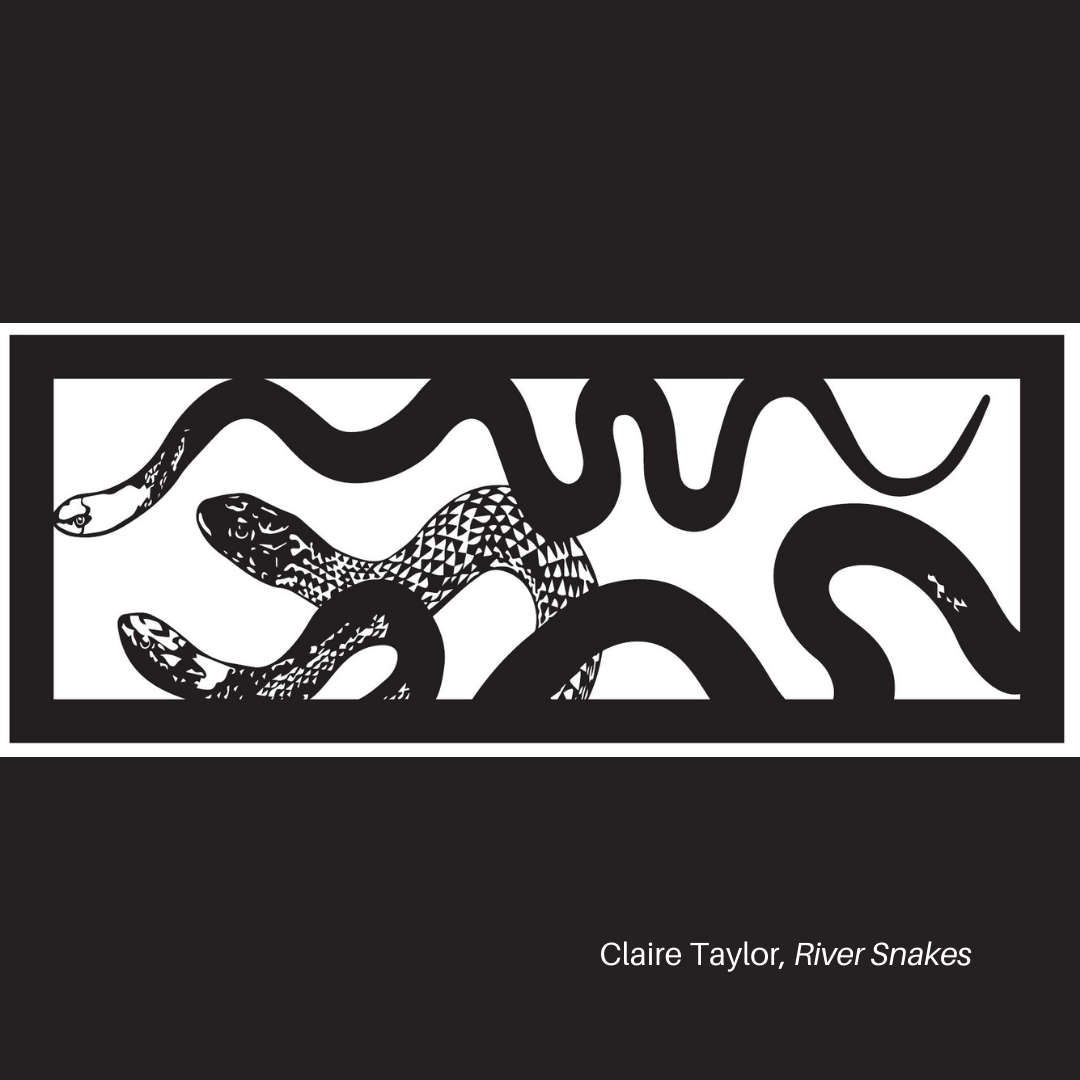 River Snakes by Claire Taylor